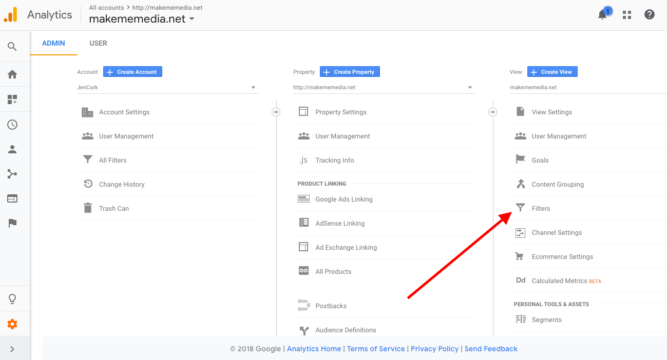 How to exclude your IP Address from Google Analytics ...